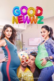 Good Newwz (2019) HD Full Movie Watch Online