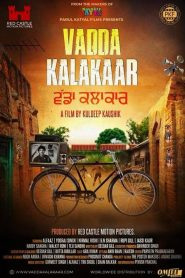 Vadda Kalakaar (2018) HD Full Movie Watch Online